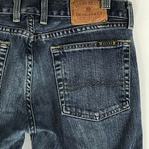 Lucky Brand Dream Button Fly Jeans